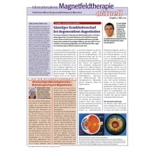 "10 pieces ""Informationsdienst Magnetfeldtherapie"" issue 33"